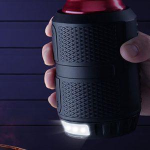 Flashlight Drink Koozie