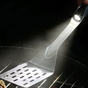 Flashlight Grilling Spatula