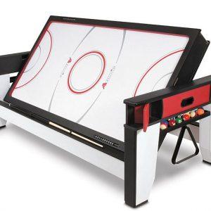 Flippable Air Hockey To Billiards Table