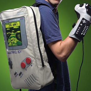Game Boy Backpack