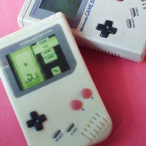 GameBoy Soap Bar
