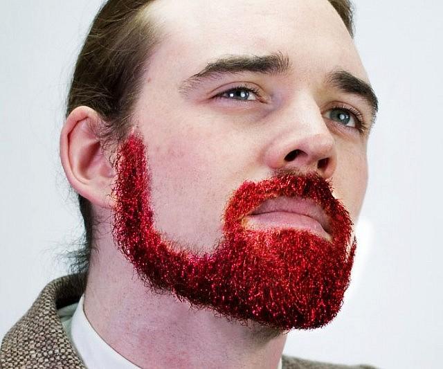 Glitter Beard Kit Interwebs