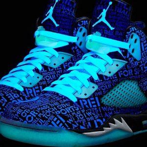 Glow In The Dark Air Jordans