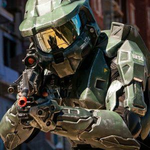 Halo Master Chief Armor Suit