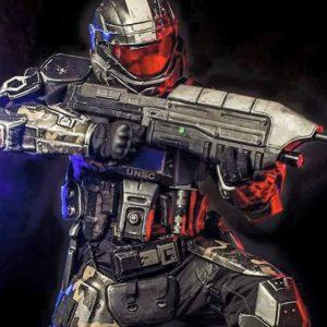 Halo ODST Body Armor Costume