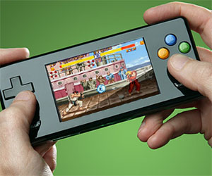Handheld Retro Game Emulator