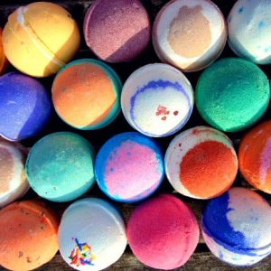 Handmade Bath Bombs