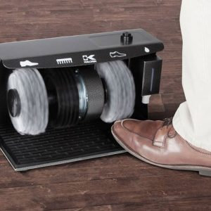 Hands Free Electric Shoe Polisher