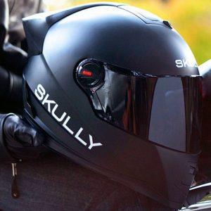 Heads Up Display Motorcycle Helmet