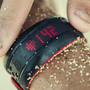 Heart Rate & Activity Tracking Bracelet