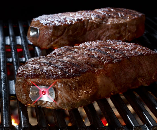 Intelligent Steak Thermometer