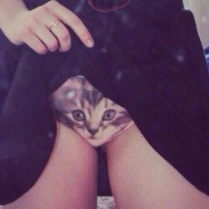 Kitten Panties
