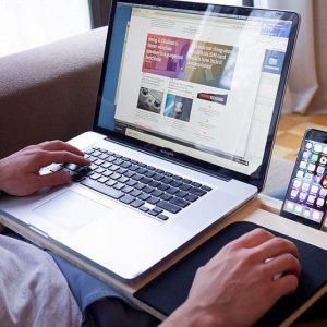 Laptop / Tablet / Phone Mobile Desk