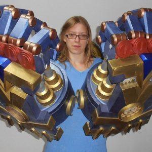 League Of Legends Vi Fists