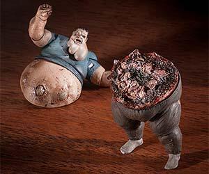 Left 4 Dead Boomer Figurine