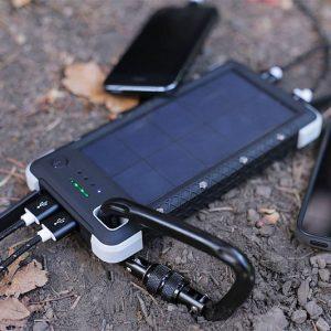 Life Saving Portable Solar Battery