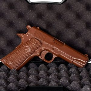 Life Size Chocolate Gun