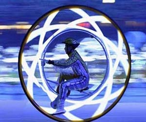 Light Up Monowheel