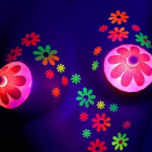 Light Up Nipple Pasties