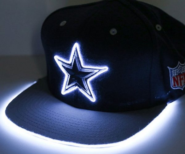 Light Up Sports Hat