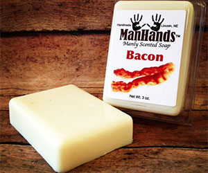Manly Scented Soap Bars