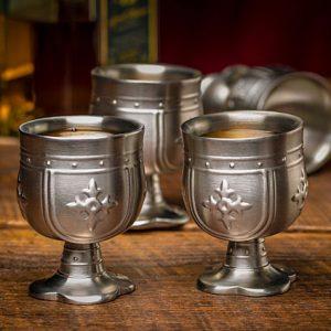 Medieval Chalice Shot Glasses