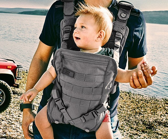 Military Grade Baby Carrier Interwebs