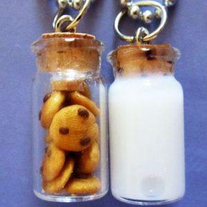 Milk & Cookies BFF Necklaces