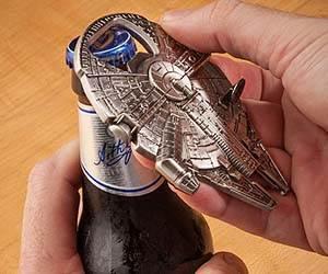 Millennium Falcon Bottle Opener