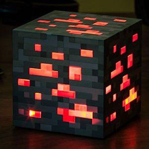 Minecraft Ore Block