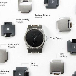 Modular Smartwatch