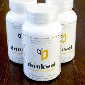 Multi-Vitamins For Drinkers