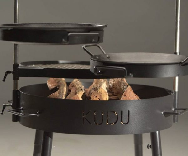 Multifunctional Grill/Griddle/Fire Pit