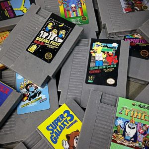 NES Cartridge Soap Bars