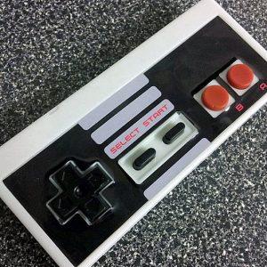 NES Controller Soap Bar