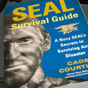 Navy SEAL Survival Book