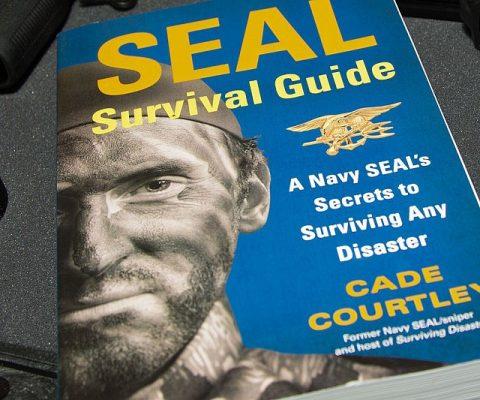 Navy SEAL Survival Book