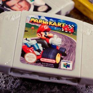 Nintendo 64 Cartridge Soap