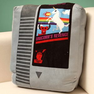 Nintendo Cartridge Pillows