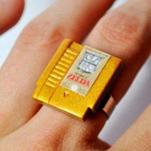 Nintendo Cartridge Ring