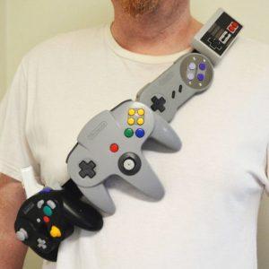 Nintendo Controller Bandolier