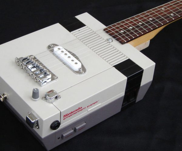 Nintendo Electric Guitar