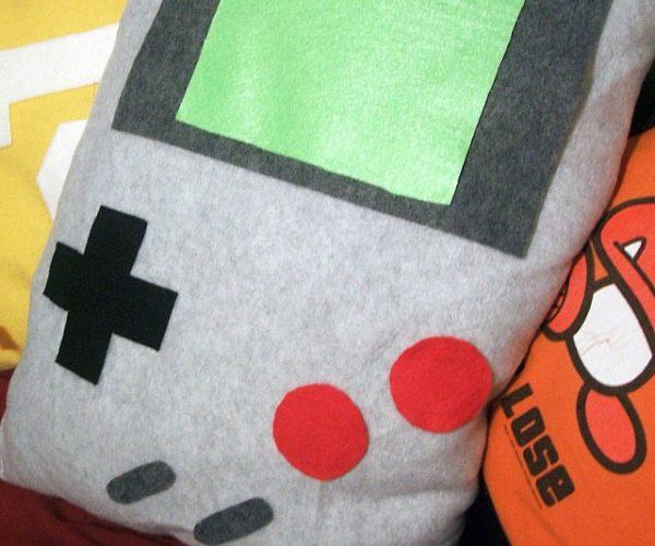 Nintendo Game Boy Pillow