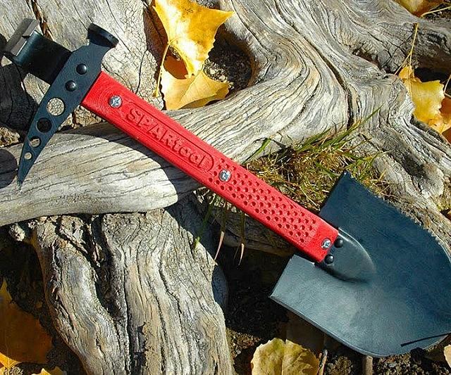 Outdoor Survival Multi-Tool Shovel
