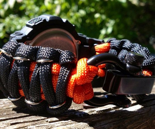 Paracord Watch