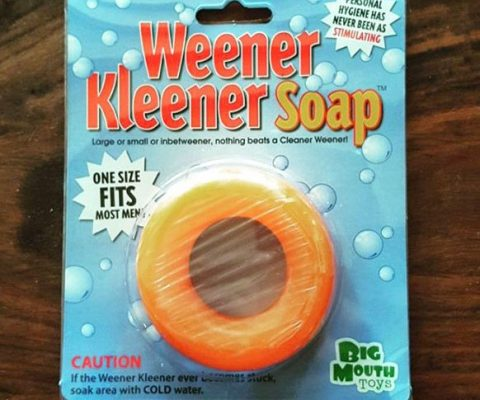 Penis Soap