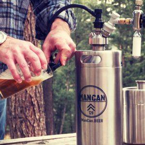Personal Beer Keg