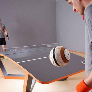 Ping Pong Soccer Table Game
