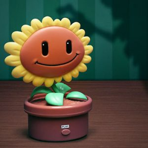 Plants Vs Zombies Singing Sunflower