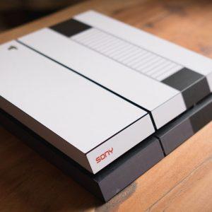 Playstation 4 Retro NES Cover